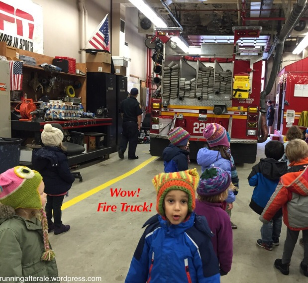 Tuesday With Ale: Field Trip To The Firehouse